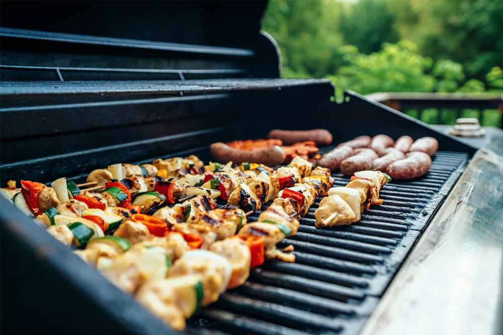 How to build and set up a BBQ Blog