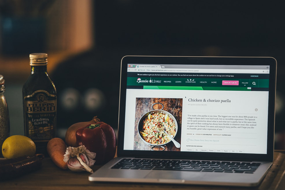 How To Create A Recipe Blog